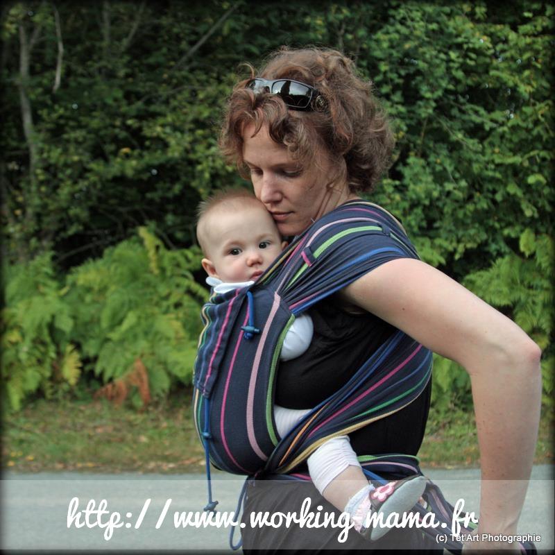 Boba Manduca ErgoBaby Le Match Working Mama - Porte bébé manduca pas cher