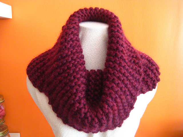 patron tricot a la broche
