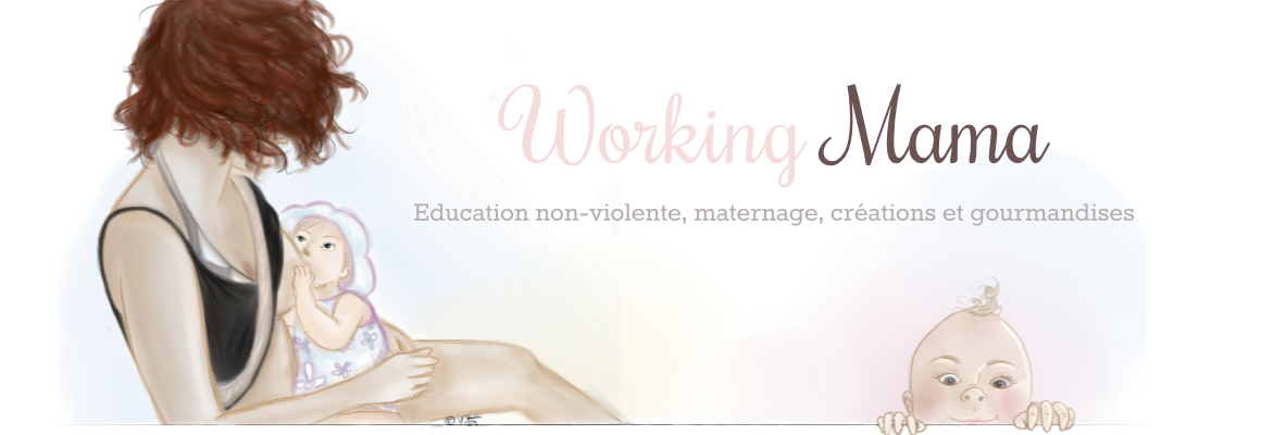 Working Mama Logo