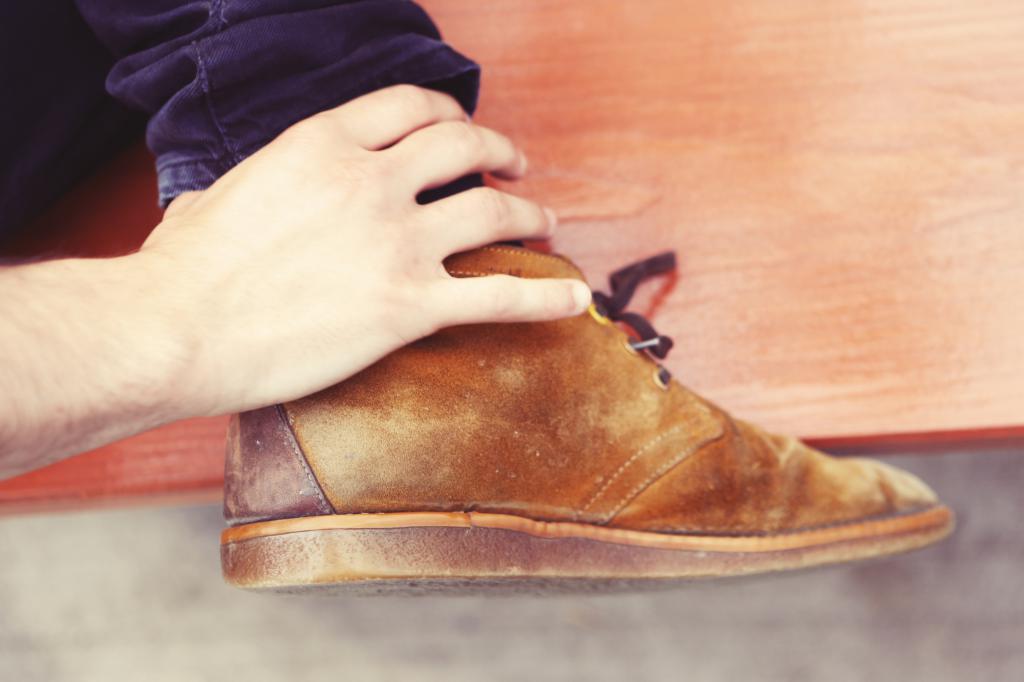 Étirer Mama Comment ChaussuresWorking Étirer Les Comment WDH9Y2EI