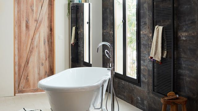 Le chauffage de la salle de bain et notamment le choix de la ...
